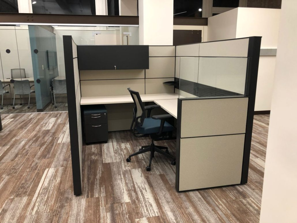 Pathfinder Bank Pike Block - Office Furniture, Interiors and