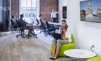 Office Furniture Interiors